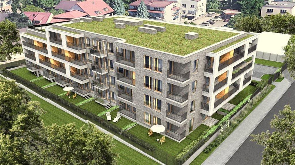 Nowe mieszkanie dwupokojowe Apartamenty Snycerska Kraków, Bieżanów Prokocim, Snycerska  44m2 Foto 1
