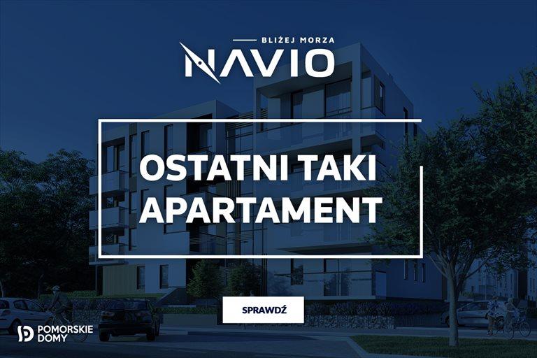 Nowe mieszkanie trzypokojowe NAVIO Gdańsk, Brzeźno, Al. Hallera 232  62m2 Foto 1