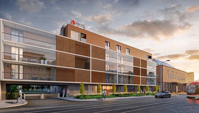 Nowe mieszkanie trzypokojowe Dawna poczta Gdańsk, Wrzeszcz, ul. Mickiewicza  60m2 Foto 1