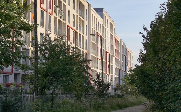 Nowe mieszkanie dwupokojowe Ogrody Włochy GOTOWE MIESZKANIA Warszawa, Włochy, Ul. Pola Karolińskie 2  51m2 Foto 4