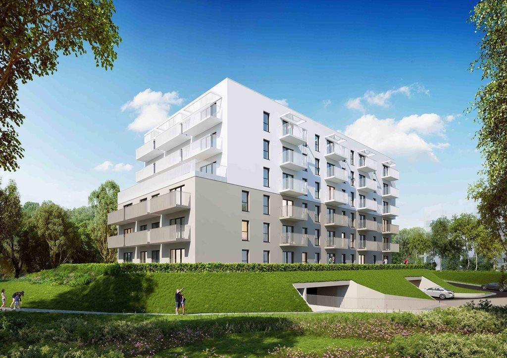Nowe mieszkanie czteropokojowe  Mój Dom Etap IV Kraków, Ruczaj, Obozowa  83m2 Foto 1