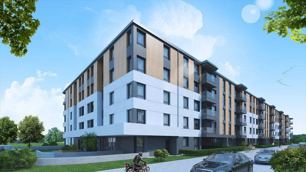Nowe mieszkanie trzypokojowe Kmicica Łódź, ul. Kmicica  63m2 Foto 5
