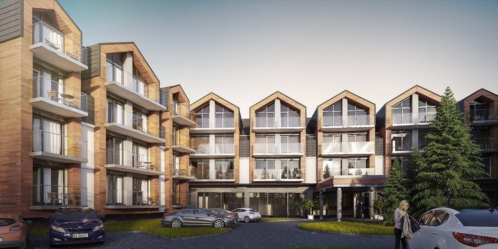 Nowe mieszkanie dwupokojowe Green Mountain Resort Karpacz, Karpacz Górny, Sarnia 21  42m2 Foto 1