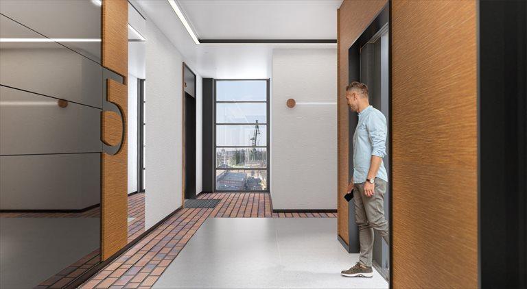 Nowe mieszkanie dwupokojowe DOKI LIVING Gdańsk, Śródmieście, ks. Jerzego Popiełuszki/Rybaki Górne  44m2 Foto 7