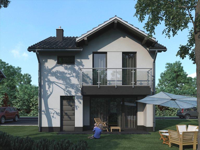 Nowy dom Domy wolnostojące - Nowe osiedle Niepołomice Niepołomice, Centrum, Wrzosowa  79m2 Foto 1