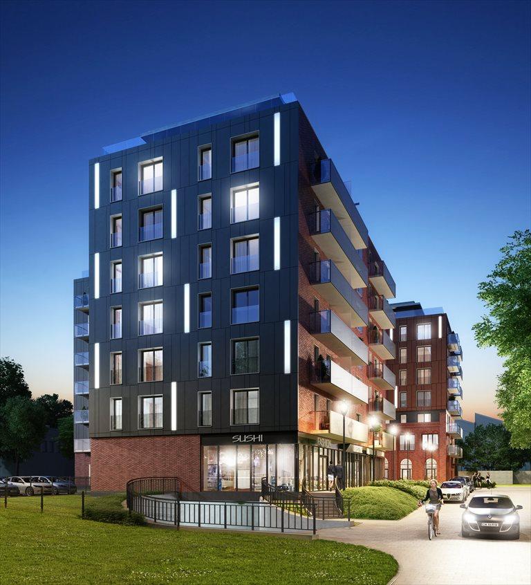 Nowe mieszkanie trzypokojowe Halo Wrocław, Stare Miasto, Tęczowa 29A-31A  67m2 Foto 1