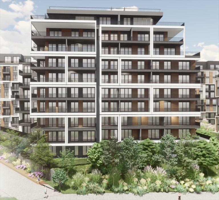 Nowe mieszkanie trzypokojowe INSPIRE Katowice, Dolina Trzech Stawów, Gen. W. Sikorskiego 41  68m2 Foto 5