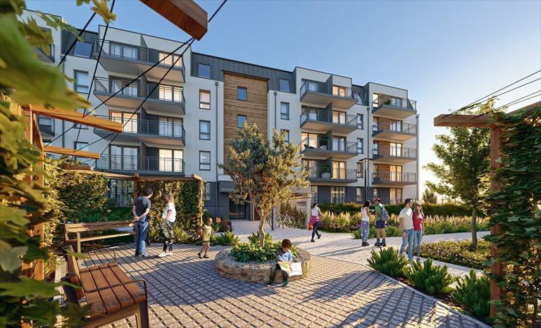 Nowe mieszkanie czteropokojowe  Flora by Hanza Gdańsk, Ujeścisko-Łostowice, Niepołomicka 46  72m2 Foto 2