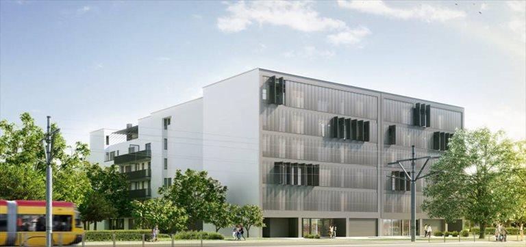 Nowy lokal użytkowy Apartamenty Marymoncka II Warszawa, Bielany, Marymoncka 8  27m2 Foto 1