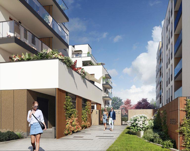 Nowe mieszkanie dwupokojowe Osiedle Bokserska Warszawa, służew, Bokserska  46m2 Foto 2