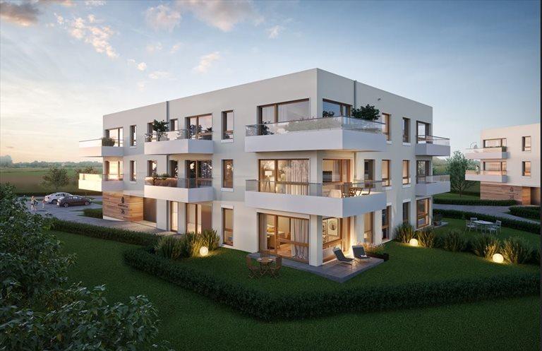 Nowe mieszkanie trzypokojowe KOMFORTIA  Osiedle SKÓRZEWO Skórzewo, Kozierowskiego 40-42  75m2 Foto 1