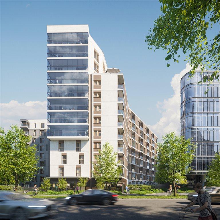 Nowe mieszkanie Holm House  Warszawa, Mokotów, Domaniewska  63m2 Foto 3