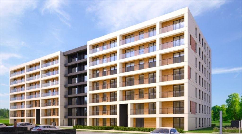 Nowe mieszkanie trzypokojowe DĄBSKA ETAP III Kraków, Grzegórzki, ul. Dąbska  52m2 Foto 3