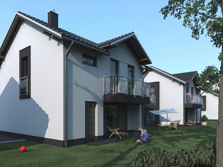 Domy wolnostojące - Nowe osiedle Niepołomice Niepołomice, Centrum, Wrzosowa  Foto 2