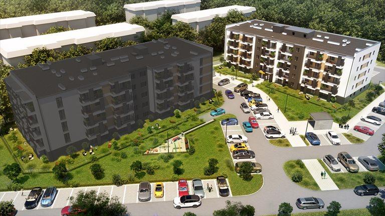 Nowe mieszkanie trzypokojowe Silesia Zielona Góra, Ul. Osiedle Śląskie  57m2 Foto 4