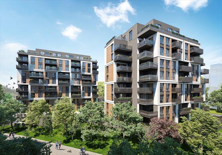 Nowe mieszkanie trzypokojowe INSPIRE Katowice, Dolina Trzech Stawów, Gen. W. Sikorskiego 41  68m2 Foto 3