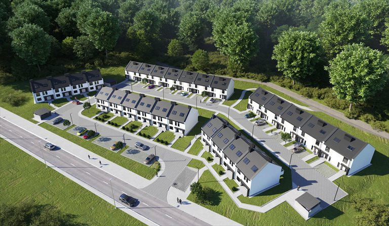 Nowe mieszkanie trzypokojowe LEŚNA ZATOKA Rumia, Ul. Cegielniana 3  121m2 Foto 1
