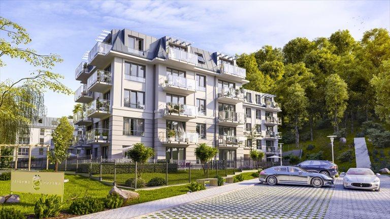 Nowe mieszkanie czteropokojowe  Apartamenty Jaśkowa Dolina 73 Gdańsk, Wrzeszcz, Apartamenty Jaśkowa Dolina 73, Jaśkowa Dolina 73  69m2 Foto 1