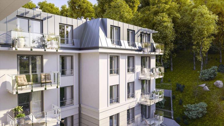 Nowe mieszkanie czteropokojowe  Apartamenty Jaśkowa Dolina 73 Gdańsk, Wrzeszcz, Apartamenty Jaśkowa Dolina 73, Jaśkowa Dolina 73  69m2 Foto 6