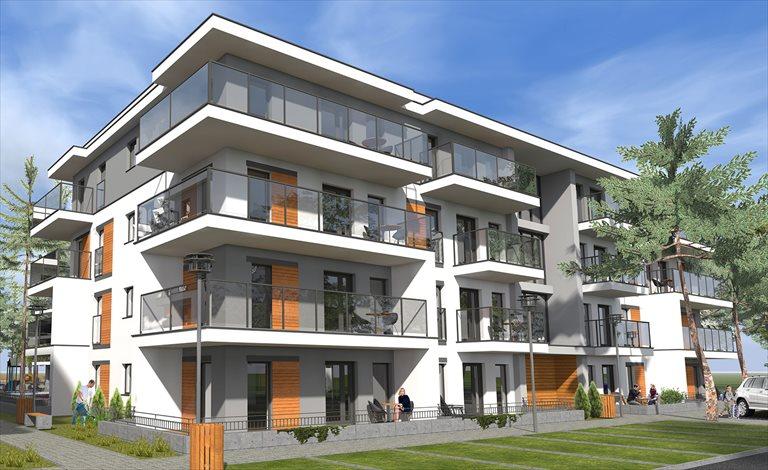 Nowe mieszkanie dwupokojowe Pobierowo Baltic Apartments  Pobierowo, Powstańców 16  34m2 Foto 1