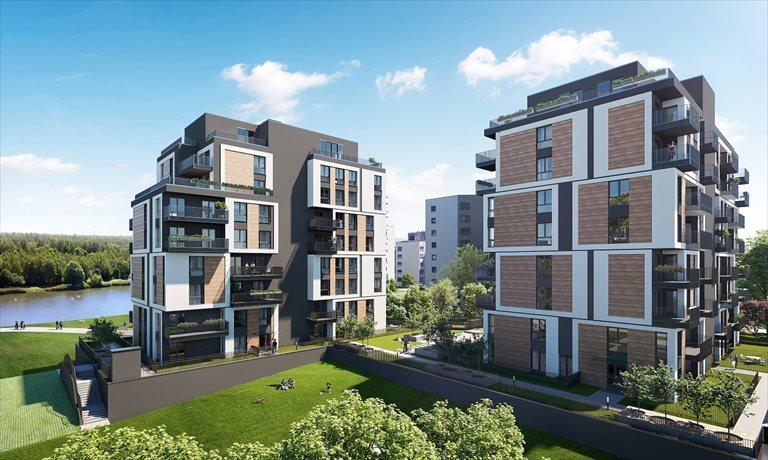 Nowe mieszkanie dwupokojowe INSPIRE Katowice, Dolina Trzech Stawów, Gen. W. Sikorskiego 41  52m2 Foto 10