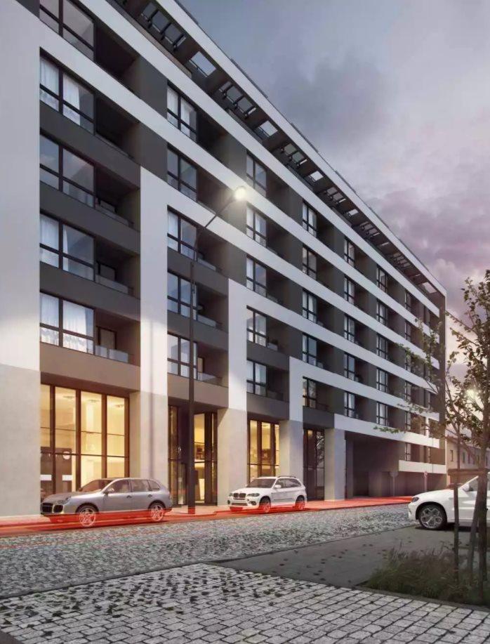Nowe mieszkanie trzypokojowe Dom przy Filharmonii Katowice, ul. Opolska 11  65m2 Foto 3