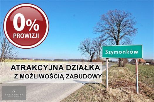Działka na sprzedaż Wołczyn Szymonków