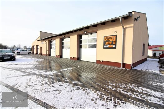 Lokal użytkowy na sprzedaż Namysłów Sycowska