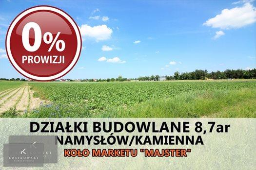 Działka na sprzedaż Namysłów Kamienna Namysłów