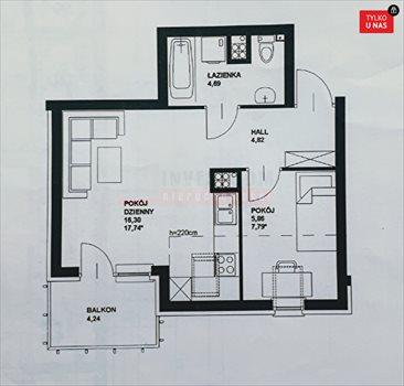 Mieszkanie na sprzedaż Opole Osiedle Kolorowe