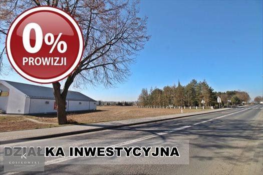 Działka na sprzedaż Namysłów Domaszowice